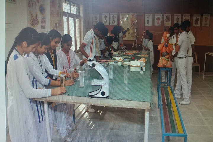 Maharishi International Public School-Laboratory