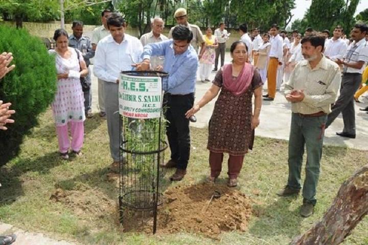 Maharishi Vidya Mandir-Environment Day