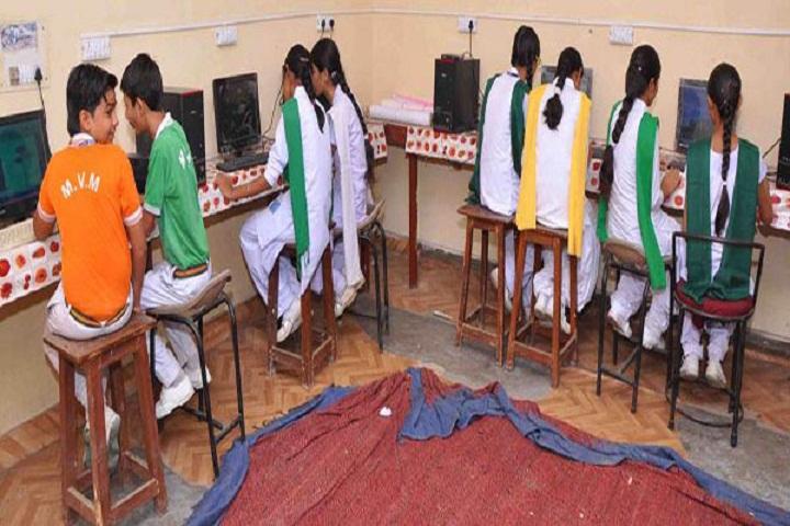 Maharishi Vidya Mandir-IT Lab