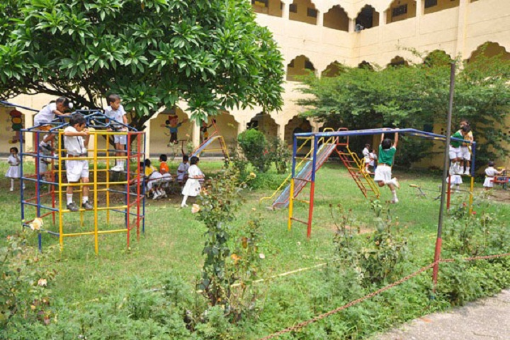 Maharishi Vidya Mandir-Kids Play Ground