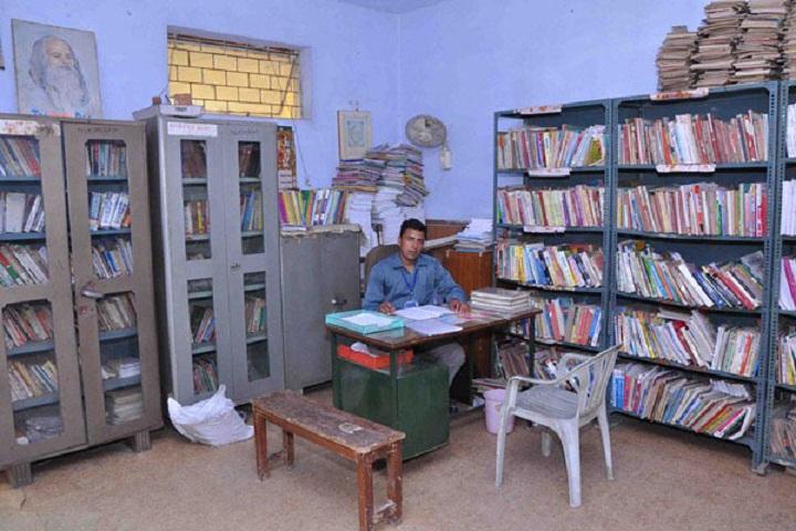Maharishi Vidya Mandir-Library