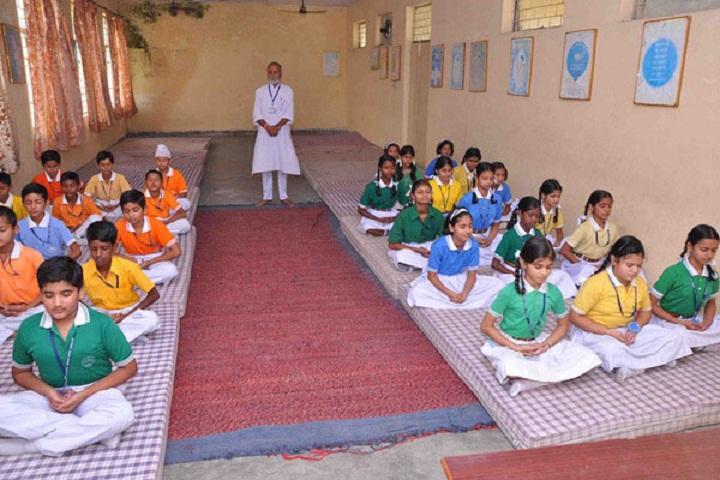Maharishi Vidya Mandir-Meditation Hall