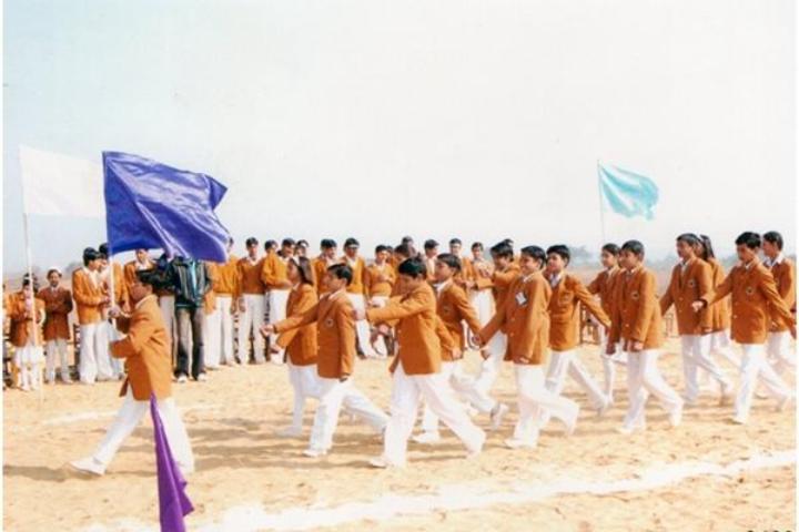 """""""Maharishi Vidya Mandir Public School- Gurugram- Students March"""""""