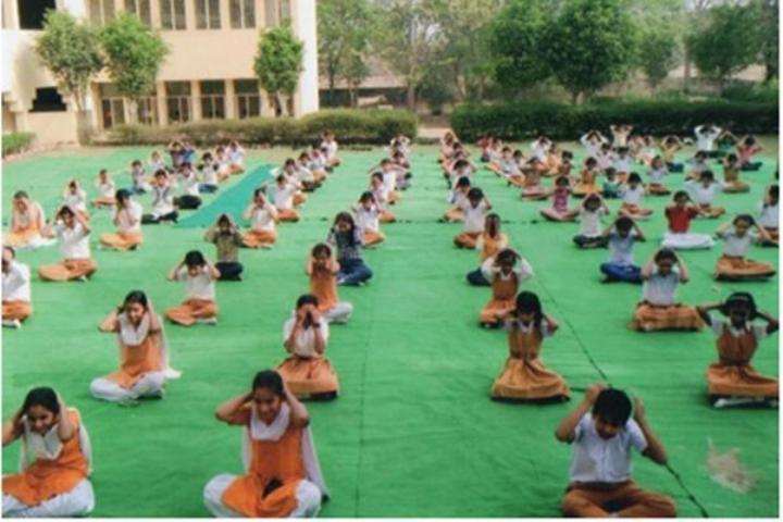 Maharishi Vidya Mandir Public School- Gurugram- Activity