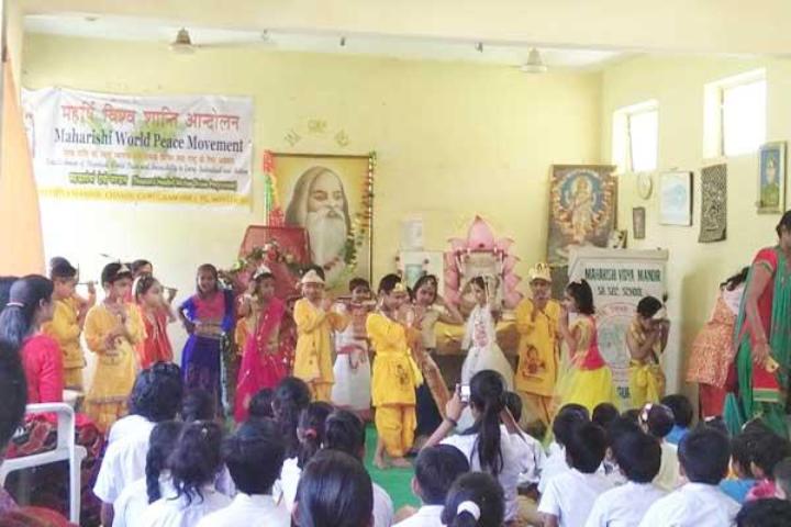 Maharishi Vidya Mandir Public School- Gurugram- Festival celebration