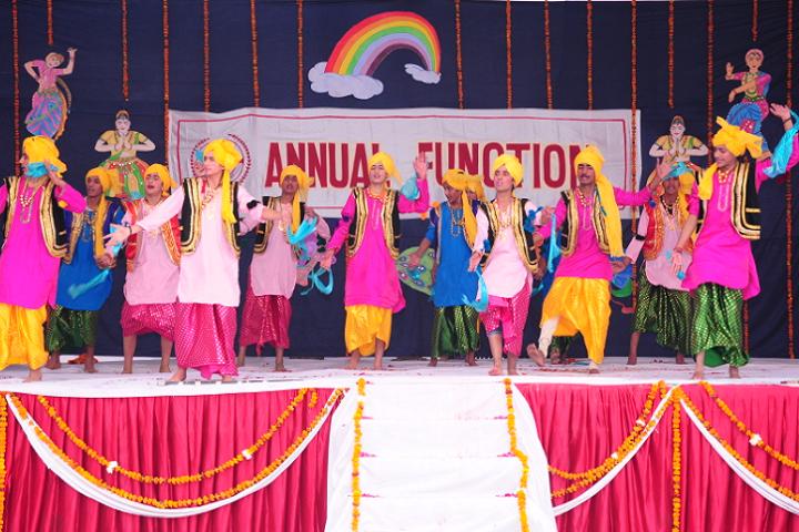 Malviya Shiksha Sadan-Annual Function