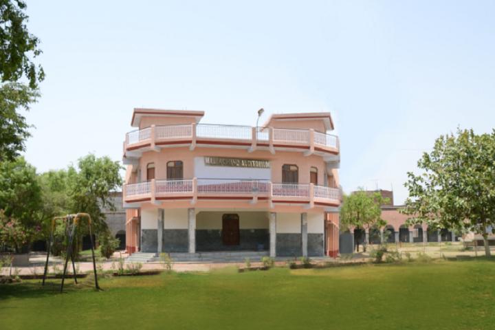 Malviya Shiksha Sadan-Auditorium