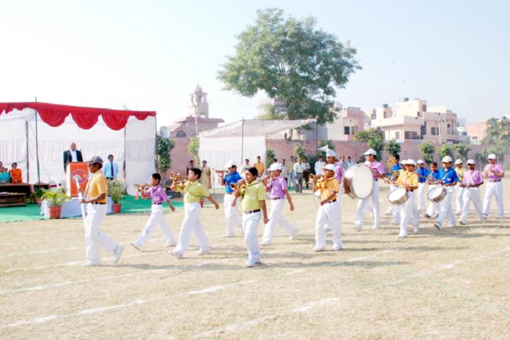 Malviya Shiksha Sadan-Band