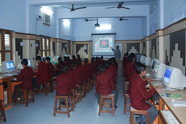 Malviya Shiksha Sadan-Computer Lab