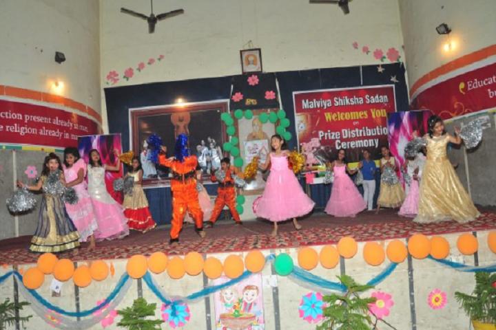 Malviya Shiksha Sadan-Cultural Event