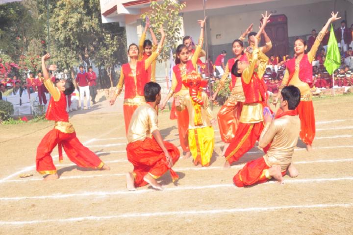Malviya Shiksha Sadan-Dance
