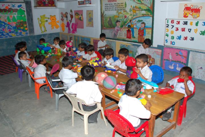 Malviya Shiksha Sadan-Kindergarten