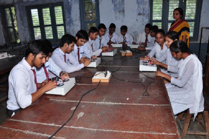 Malviya Shiksha Sadan-Lab