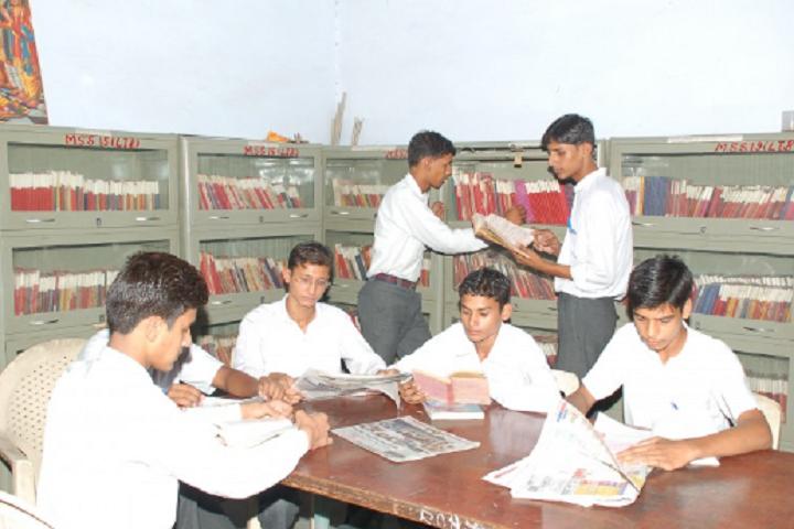 Malviya Shiksha Sadan-Library