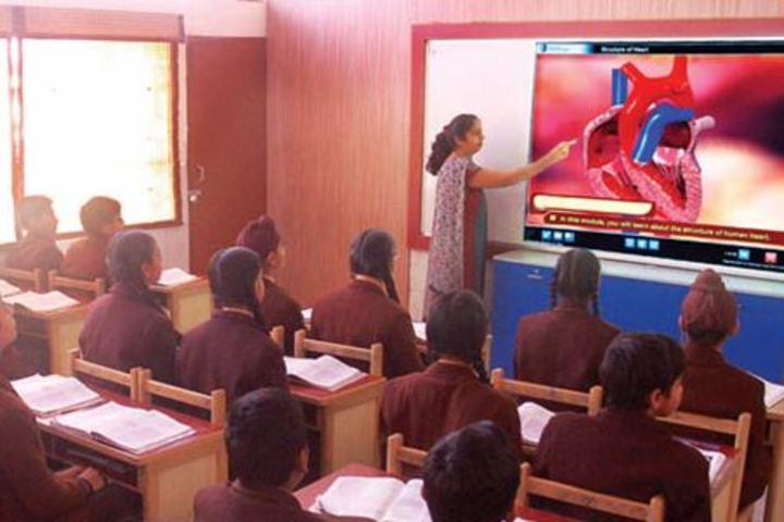 Manav Mangal School-Digi Class