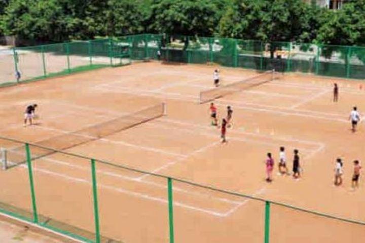 Manav Mangal School-Sports Ground