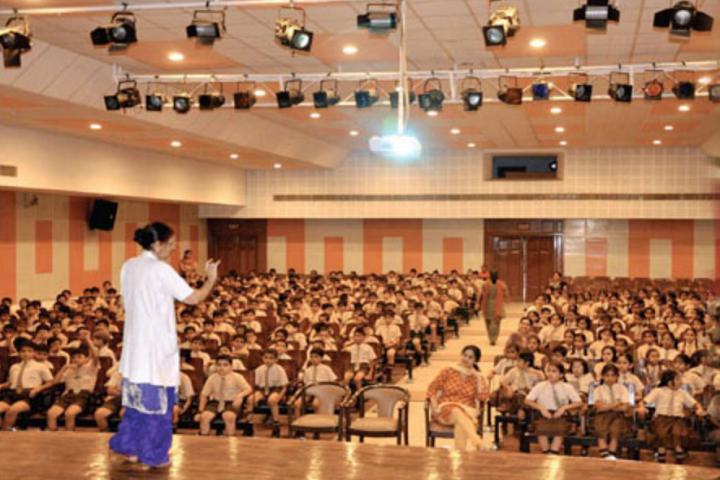 Manav Mangal School-Auditorium