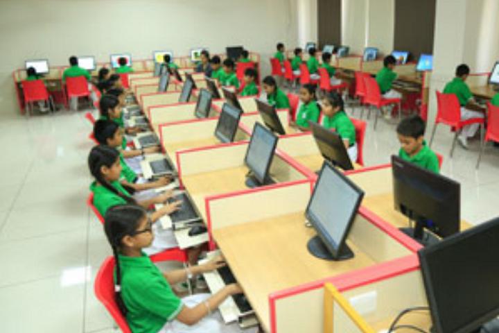 Manav Mangal School-Computer Lab