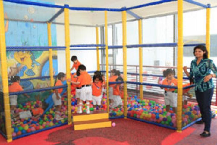 Manav Mangal School-Games