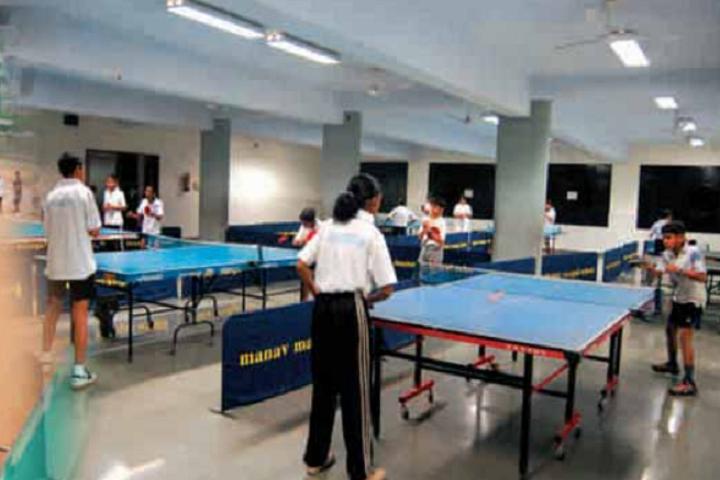 Manav Mangal School-Indoor Games