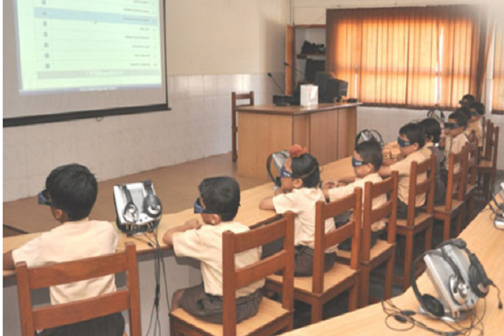 Manav Mangal School-Smart Class