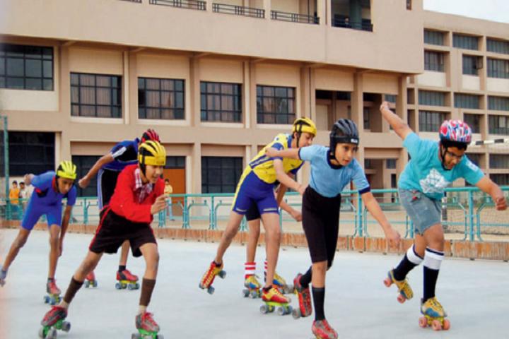 Manav Mangal School-Sports
