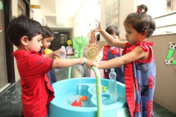 Manav Rachana International School-Activity