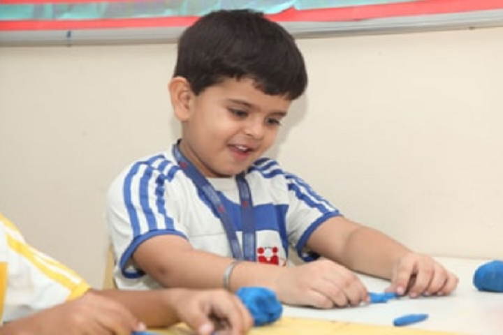 Manav Rachana International School-Arts