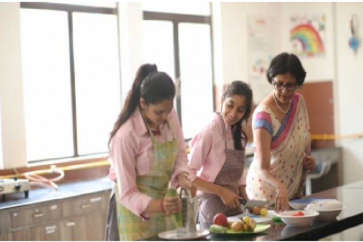 Manav Rachana International School-Home Science