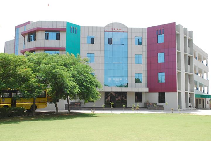 Manohar Lal Saraf Dav Public School-Campus-View