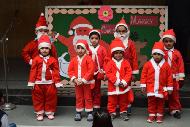 Manohar Lal Saraf Dav Public School-Events christmas