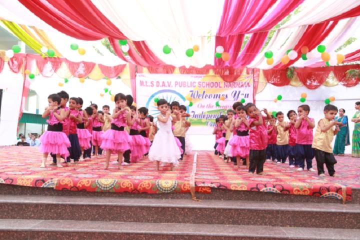 Manohar Lal Saraf Dav Public School-Events programme