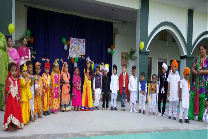 Mata Gujri High School-Cultural Program