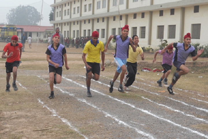 Mata Gujri High School-Sports