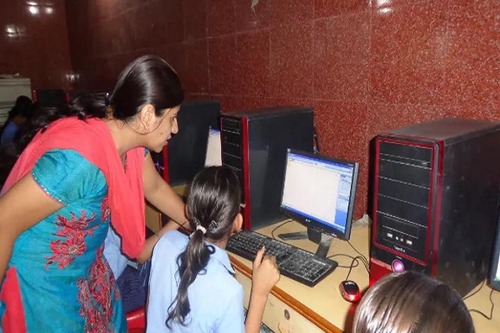 Modern BP Public School-Computer Lab