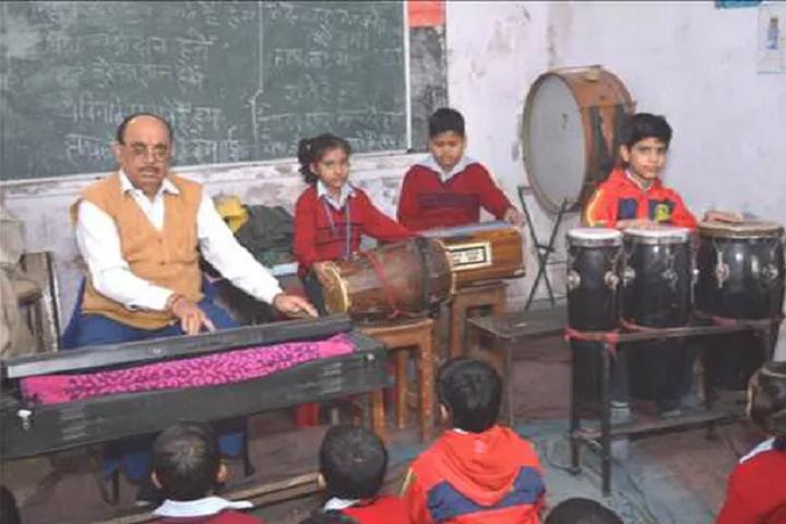 Modern BP Public School-Music Department