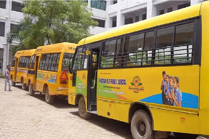 Modern BP Public School-Transport