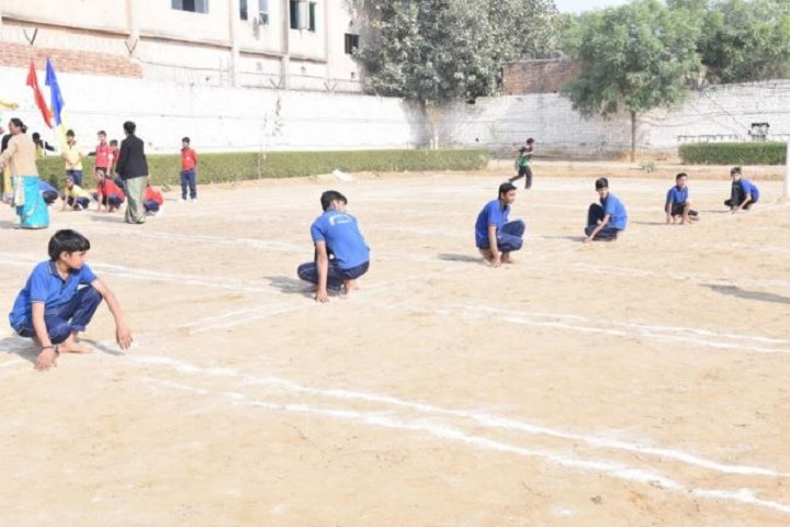 Modern Senior Secondary School-Games