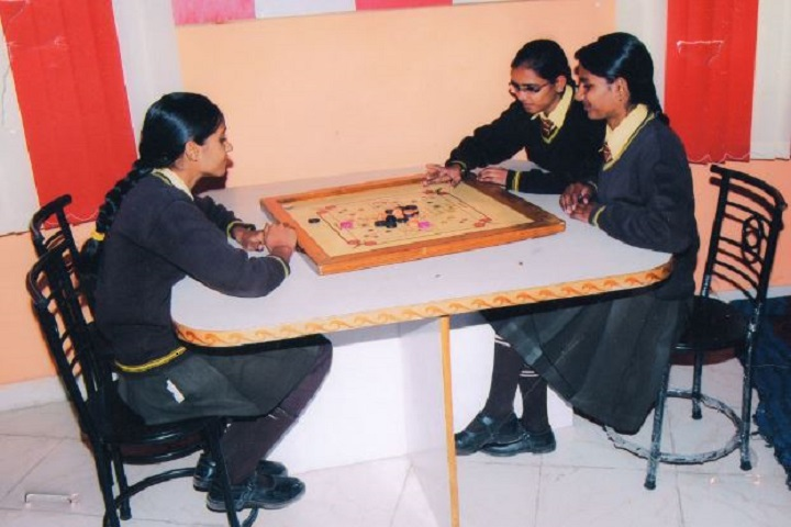 Modern Senior Secondary School-Indoor Games