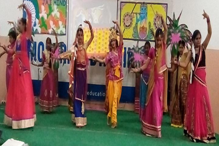 Modern Vidya Niketan School-Dance1