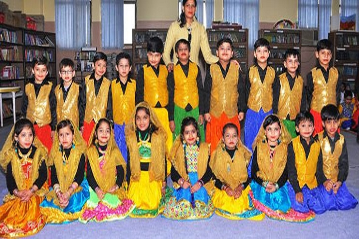 Modern Vidya Niketan School-Yellow Day