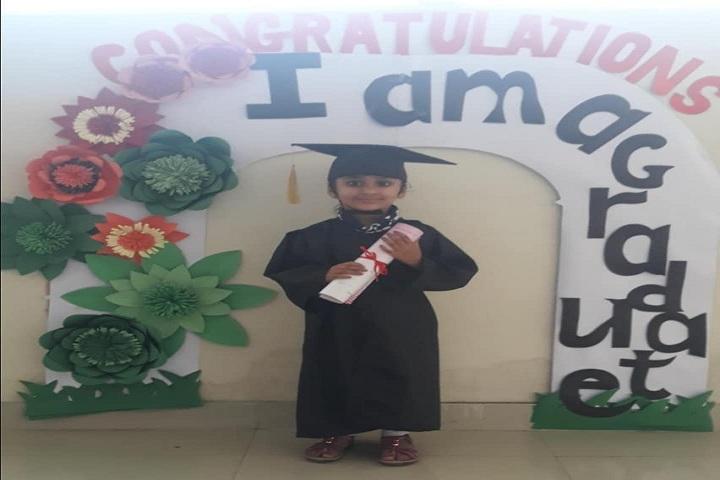 Mother Teresa Modern Public School-Graduation Day
