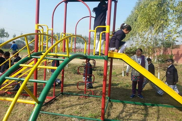 Mother Teresa Modern Public School-Play Area