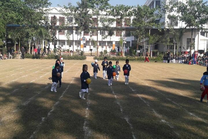 Mother Teresa Modern Public School-Play Ground