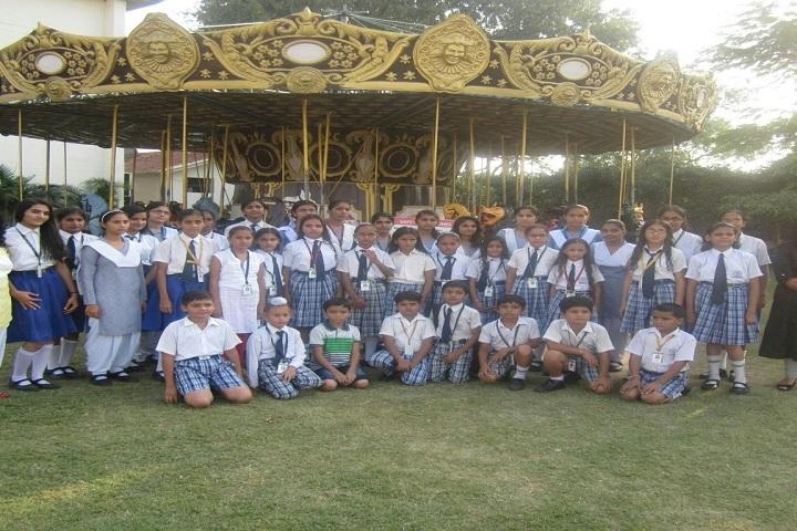 Mother Teresa Modern Public School-Tour