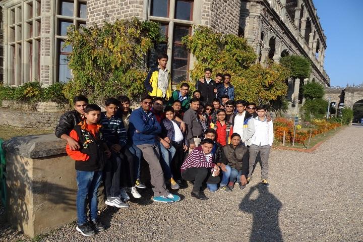Mother Tersa Convent School-Tour