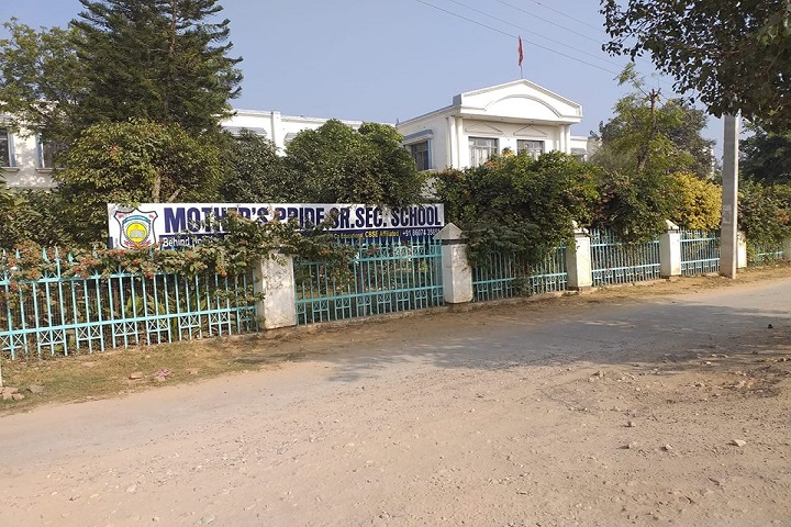 MotherS Pride Public School-Entrance