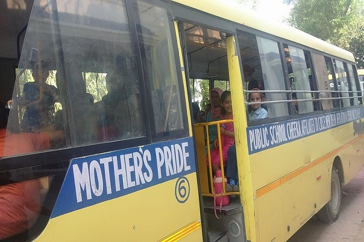 MotherS Pride Public School-Transport
