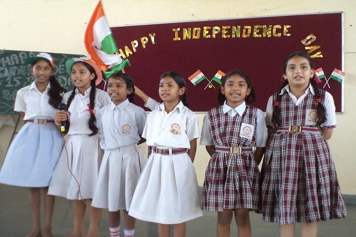 Moti Ram Arya Modern Public School-Independence Day