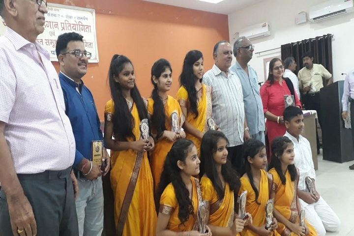 Moti Ram Arya Modern Public School-Prize Distribution